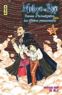 Muhyo et Rôjî : bureau d'investigation des affaires paranormales. Volume 5, L'hirondelle dans le vent