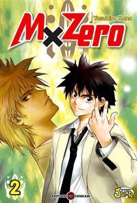MxZero. Volume 2