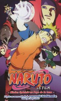 Naruto Shippuden : le film, Mission spéciale au pays de la lune