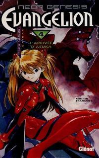 Neon-Genesis Evangelion. Volume 4, L'arrivée d'Asuka