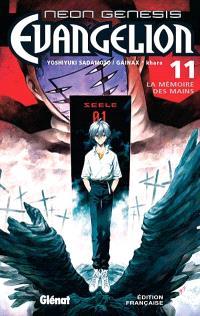 Neon-Genesis Evangelion. Volume 11, La mémoire des mains