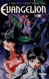 Neon-Genesis Evangelion. Volume 2, Le couteau et l'adolescent