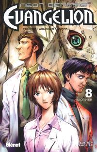Neon-Genesis Evangelion. Volume 8, Mother