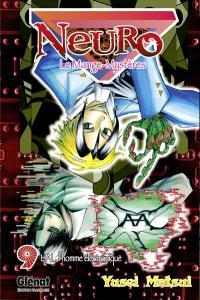 Neuro : le mange-mystères. Volume 9, HAL, l'homme électronique