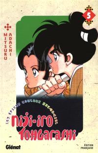 Niji-Iro Tohgarashi. Volume 5