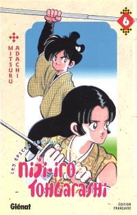 Niji-Iro Tohgarashi. Volume 6