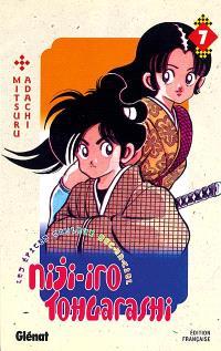 Niji-Iro Tohgarashi. Volume 7