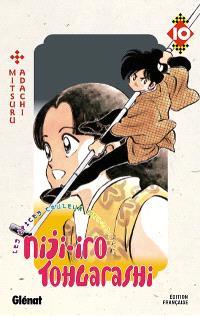 Niji-Iro Tohgarashi. Volume 10