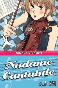 Nodame Cantabile. Volume 2