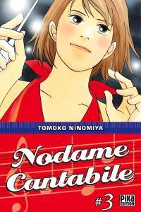 Nodame Cantabile. Volume 3