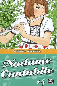 Nodame Cantabile. Volume 4