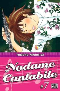 Nodame Cantabile. Volume 7
