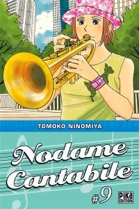 Nodame Cantabile. Volume 9
