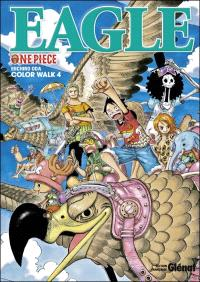 One piece : color walk. Volume 4, Eagle