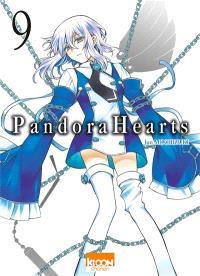 Pandora hearts. Volume 9