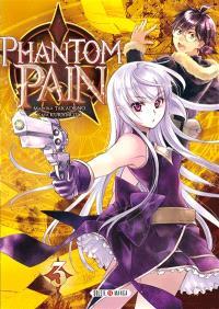 Phantom pain. Volume 3