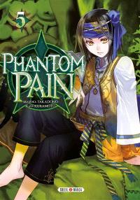 Phantom pain. Volume 5