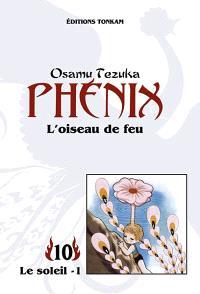 Phénix : l'oiseau de feu. Volume 10