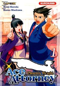 Phoenix Wright : Ace Attorney. Volume 1