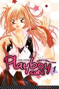 Play-boy café : sweet x bitter = love. Volume 1