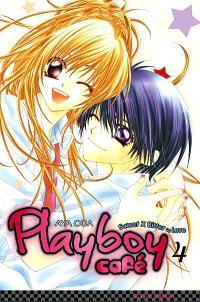 Play-boy café : sweet x bitter = love. Volume 4