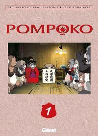 Pompoko. Volume 1