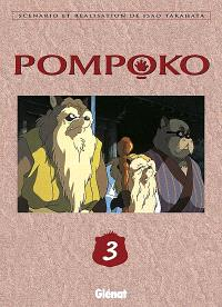 Pompoko. Volume 3