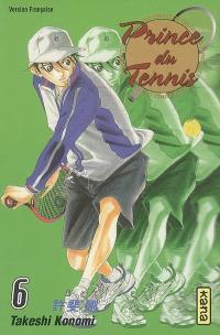 Prince du tennis. Volume 6