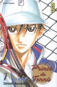 Prince du tennis. Volume 7