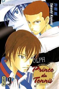 Prince du tennis. Volume 9