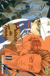 Prince du tennis. Volume 11