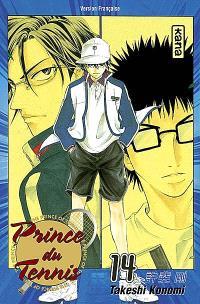 Prince du tennis. Volume 14