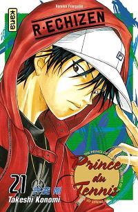Prince du tennis. Volume 21