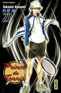 Prince du tennis. Volume 27