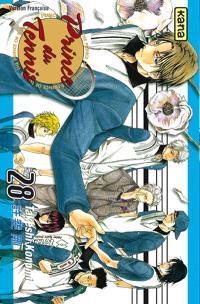 Prince du tennis. Volume 28