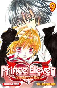 Prince eleven : la double vie de Midori. Volume 9