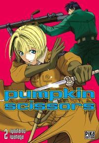 Pumpkin scissors. Volume 2
