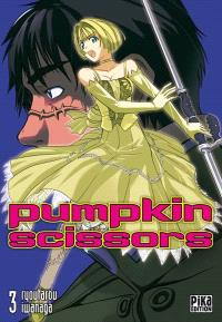 Pumpkin scissors. Volume 3