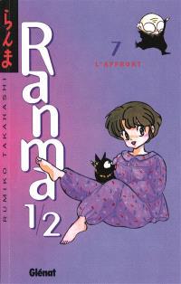 Ranma 1-2. Volume 7, L'affront