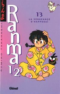 Ranma 1-2. Volume 13, La vengeance d'Happosai