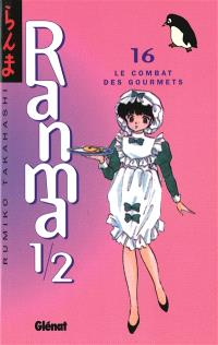 Ranma 1-2. Volume 16, Le combat des gourmets