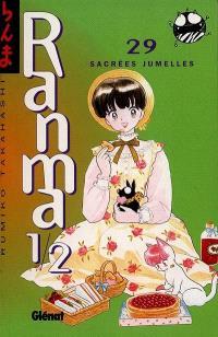 Ranma 1-2. Volume 29, Sacrées jumelles