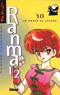 Ranma 1-2. Volume 30, Un amour de cochon