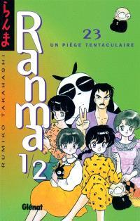 Ranma 1-2. Volume 23, Un piège tentaculaire