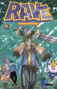 Rave. Volume 9