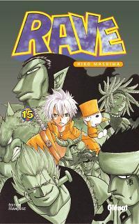 Rave. Volume 15