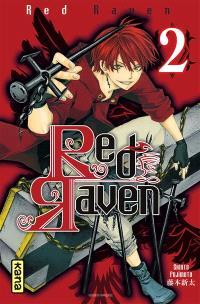 Red raven. Volume 2