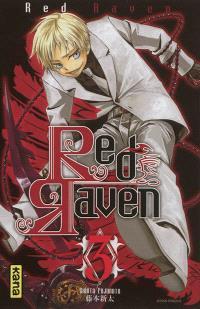 Red raven. Volume 3