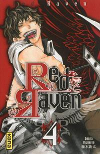 Red raven. Volume 4