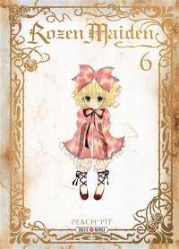 Rozen Maiden. Volume 6